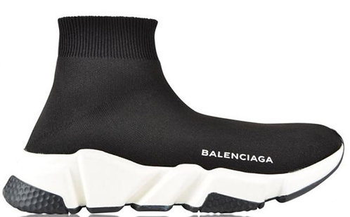 Balenciaga Speed Trainers - Noir / Blanc