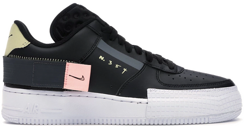 Nike Air Force 1 Type - Black