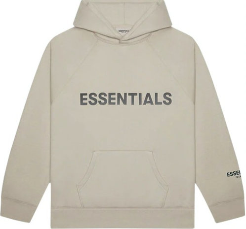Fear of God Essentials Pullover - String/Tan