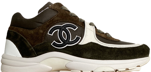 Chanel Brown / Khaki CC Runner