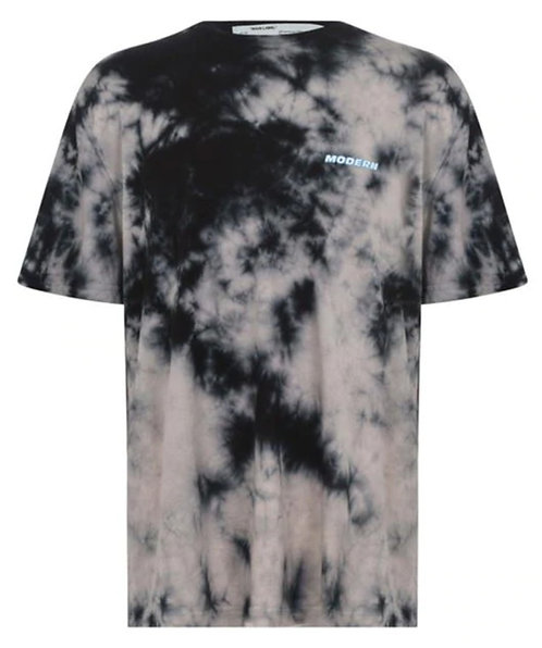 Off-White Tie Dye T-Shirt / Beige