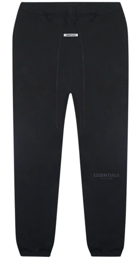 Fear Of God Essentials Sweatpants - Black