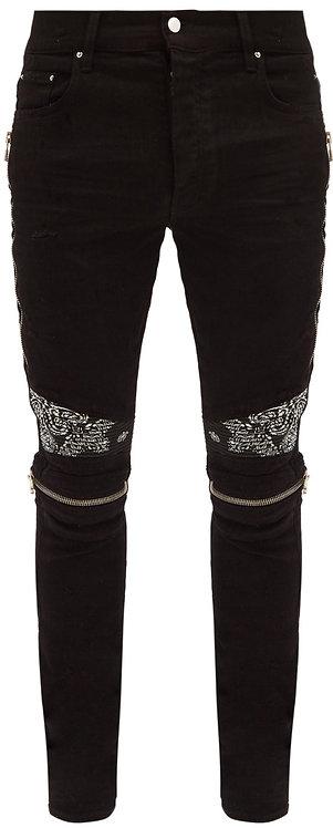 Amiri Black MX2 Jeans