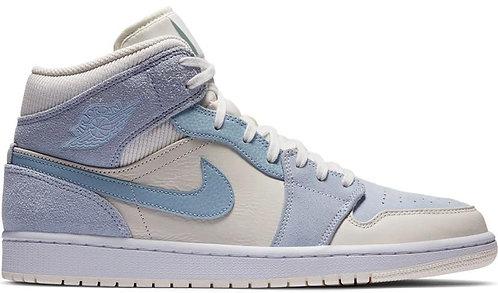 Nike Jordan 1 Mid Blue