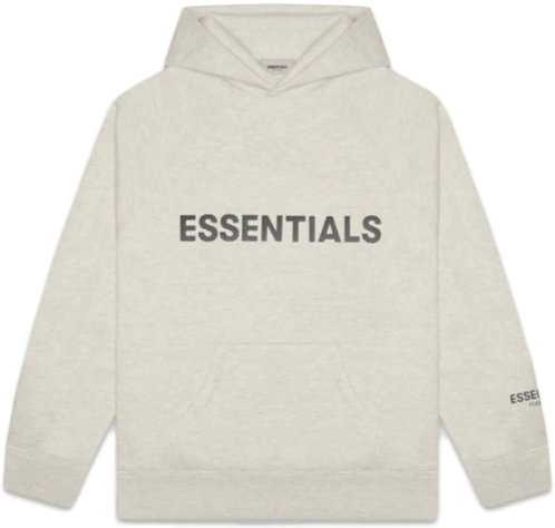 Fear of God Essentials Pullover - Oatmeal
