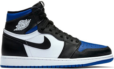 Nike Jordan 1 High 'Royal Toe'