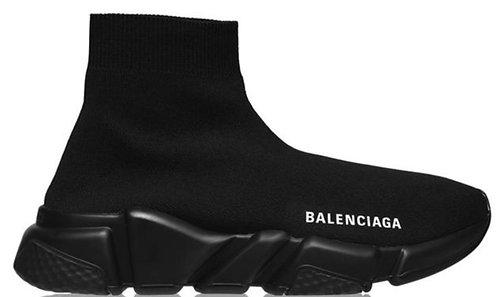 Balenciaga Speed Trainers - Noir / Noir