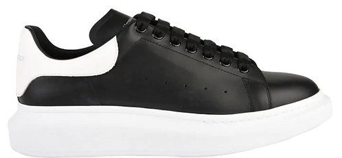 Alexander McQueen Oversized Trainers - Black/White