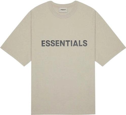 Fear Of God Essentials T-Shirt - Tan