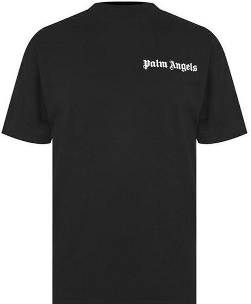 Palm Angels - T-Shirt - Black