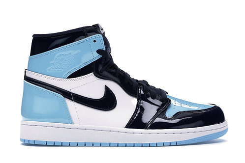 Nike Jordan 1 UNC Patent