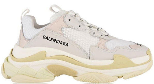 Balenciaga Triple S Trainers - White