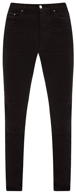 Amiri Black MX1 Jeans