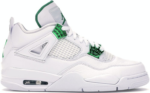 Nike Jordan Retro 4 'Metallic Green'