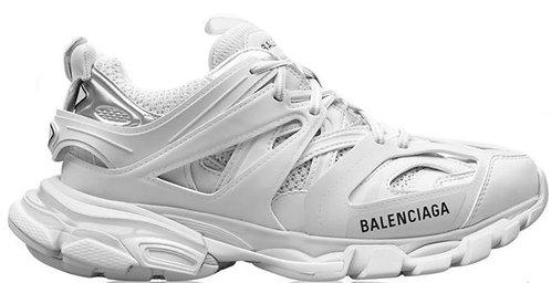 Balenciaga Track Trainers - White