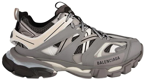 Balenciaga Track Trainers - Gris