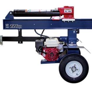 4 Way 22 Ton Log Splitter