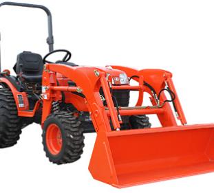 Kubota Tractor B2320 -1477 lbs