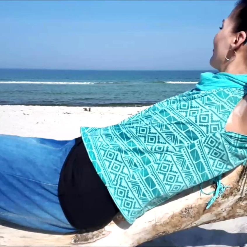 Meditation Strand und Wir_Moment