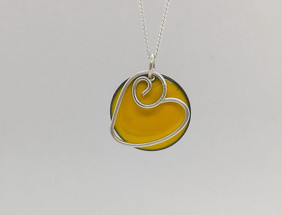 Cariad necklace