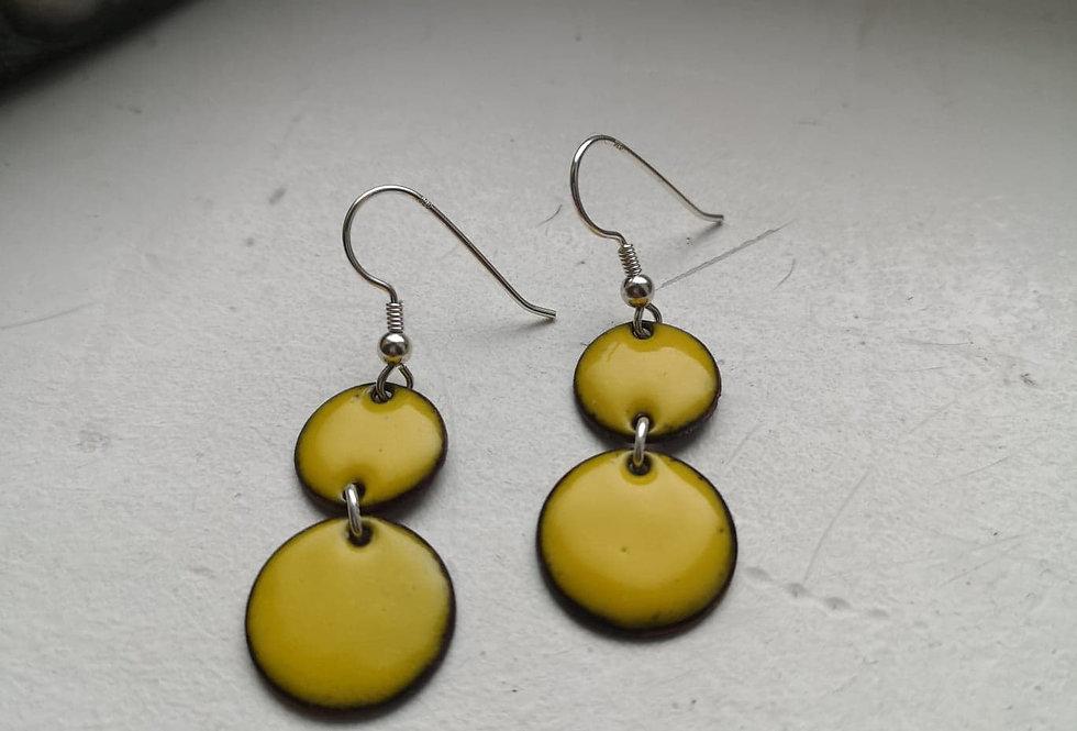 Peren small earrings