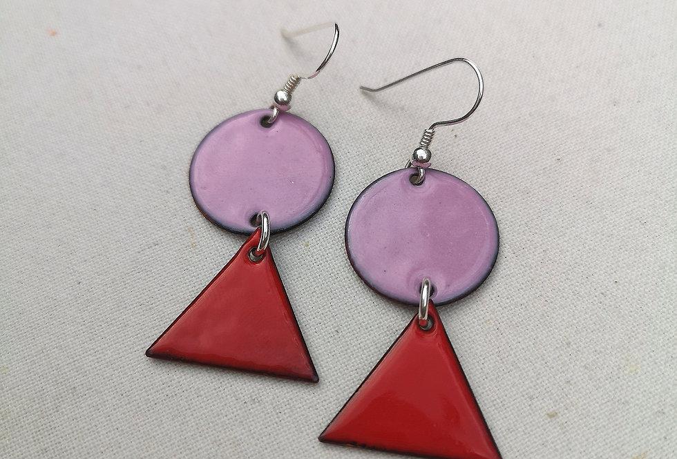 CLASH earrings