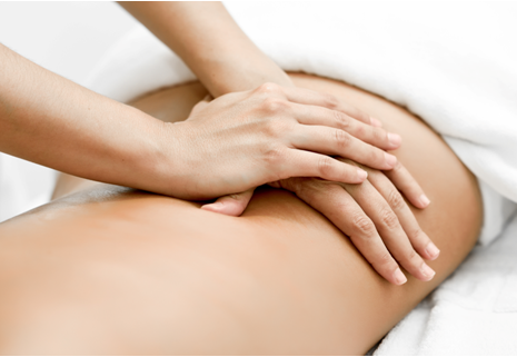 Massage corps complet