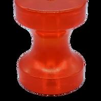 Polyurethane Red V-Roller.png