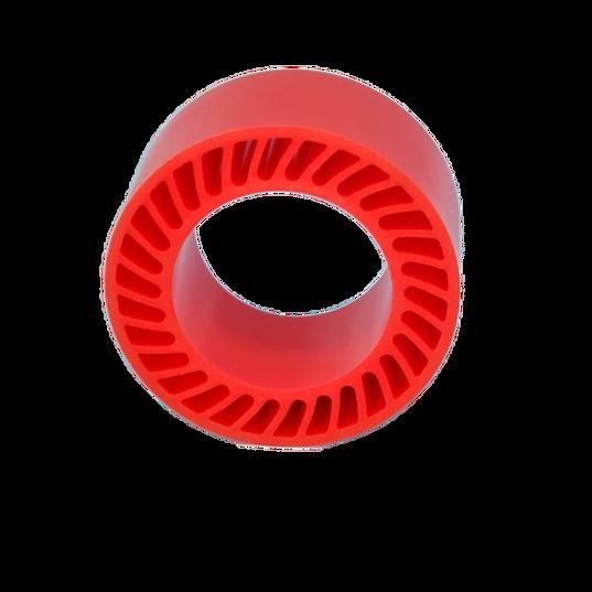 Red Polyurethane Zero Crush Roller.png