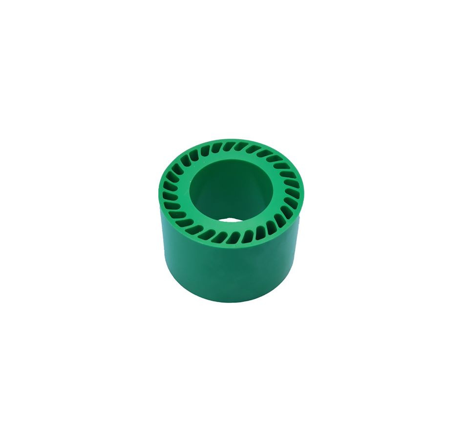 Green Urethane No Crush Roller.jpg
