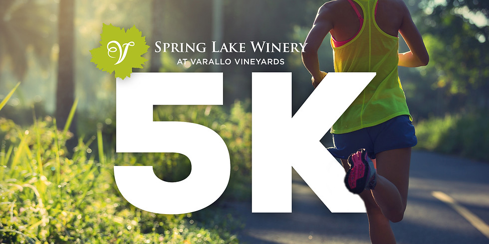 Spring Lake Winery 5K