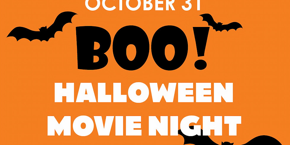 #1 Halloween Family Movie Night Tickets