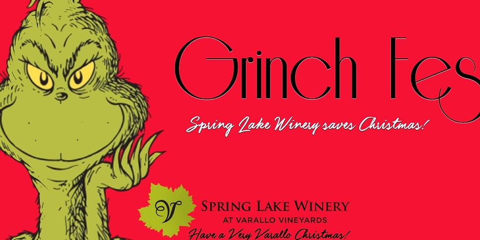 Grinch Fest  December 1st & 2nd