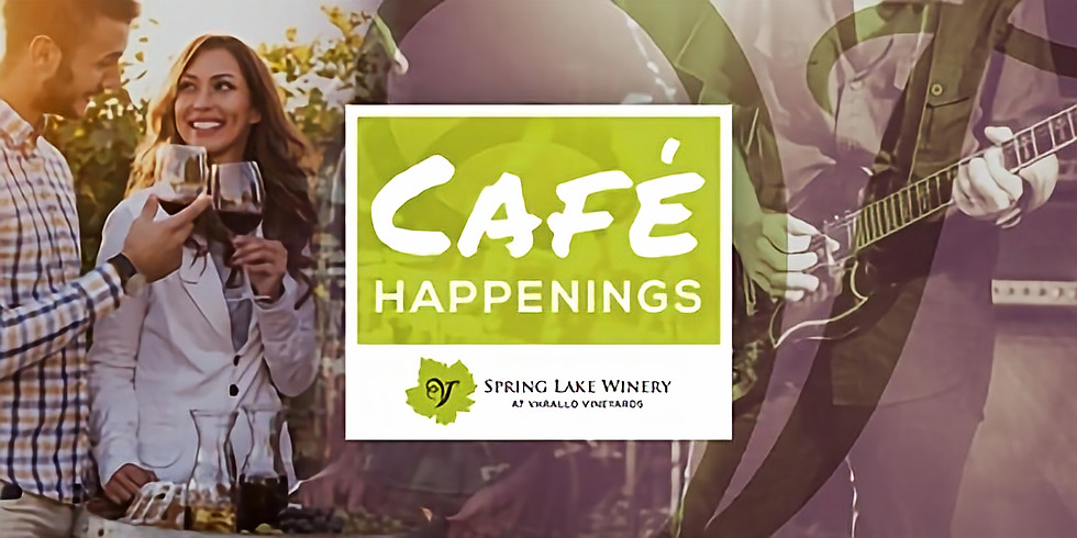 Cafe Happenings