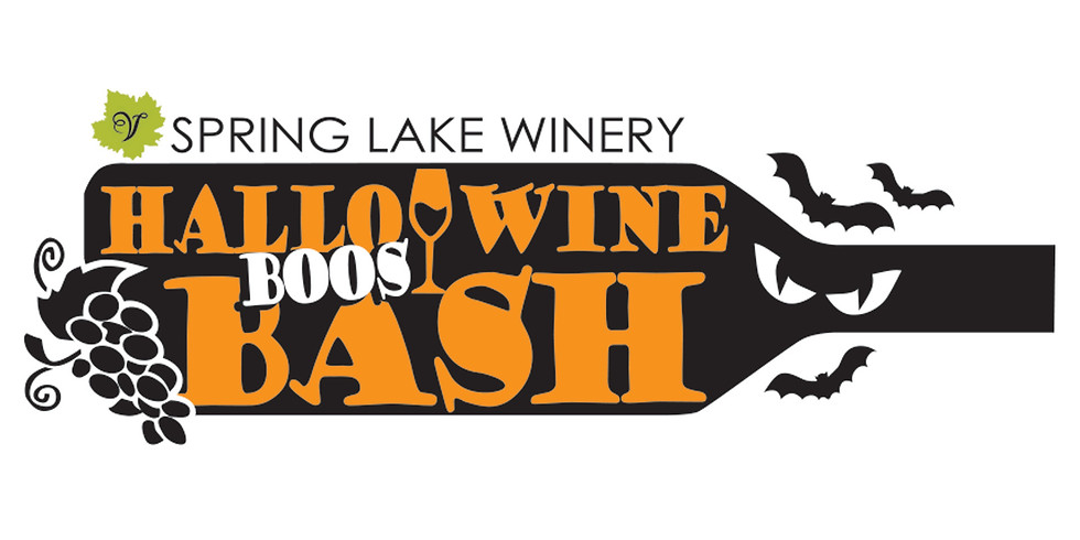 Hallo-Wine Boos Bash! All Day Party @Spring Lake Winery (Saturday)