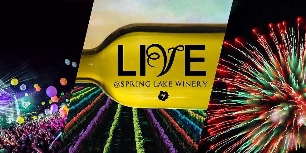 Rock & Reggae Music Festival || LIVE @Spring Lake Winery