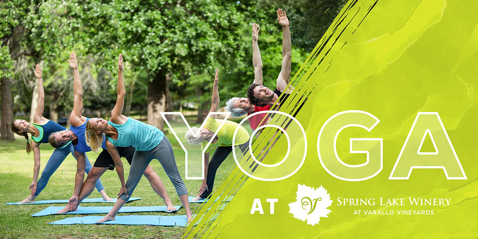 Yoga at Spring Lake