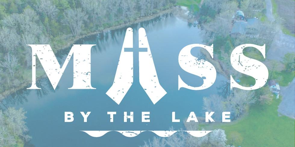 Mass by the Lake
