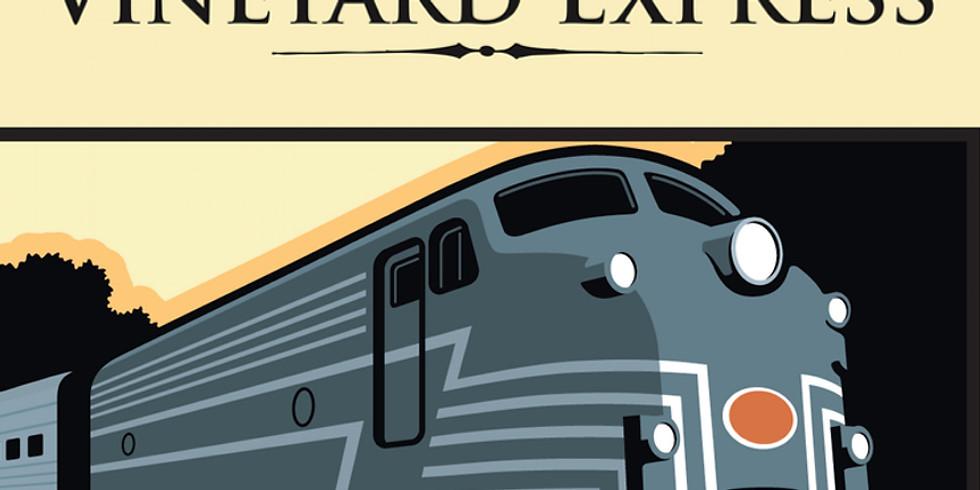 Vineyard Express Train Excursion 10/14/18