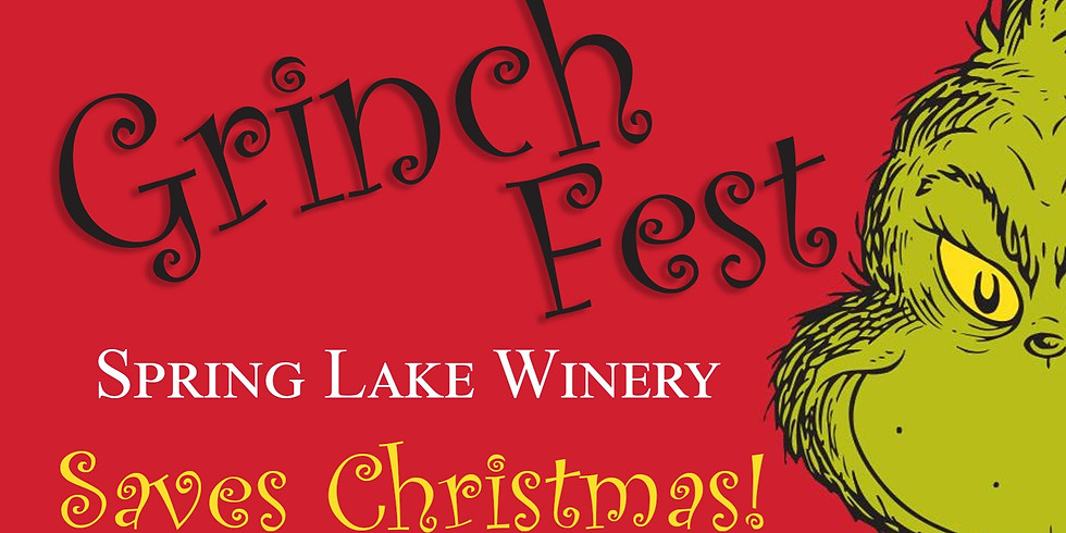 Will you be a Who @ Grinch Fest? Dec. 7th & 8th 2019