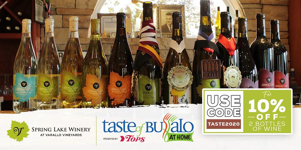 Taste of Buffalo Virtual Event