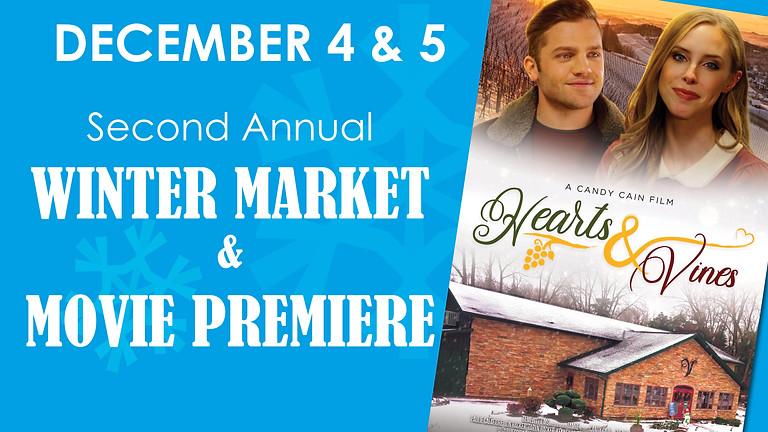 Winter Market & New Movie Premier