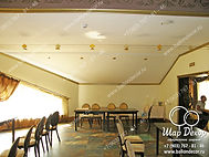 Оформление шарами в Раменском, ресторан Бульвар