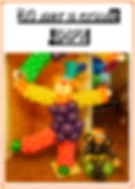 Оформление шарами дня рождения 10 лет в Воскресенске, Раменское, Москва, Коломна, Бронницы, Гжель, Люберцы