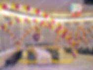 Оформление шарами в Раменское, Капустино