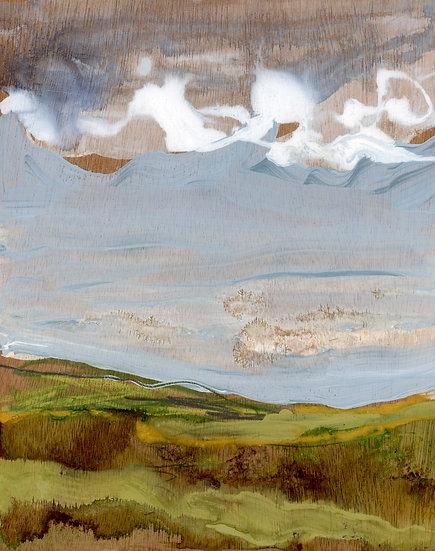 Fine Art Print - Imagined Landscape 4.20