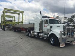 Graeme Truck