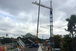 CBD Tower Crane