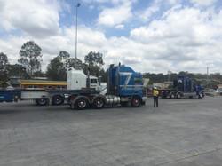 Organising the Trucks