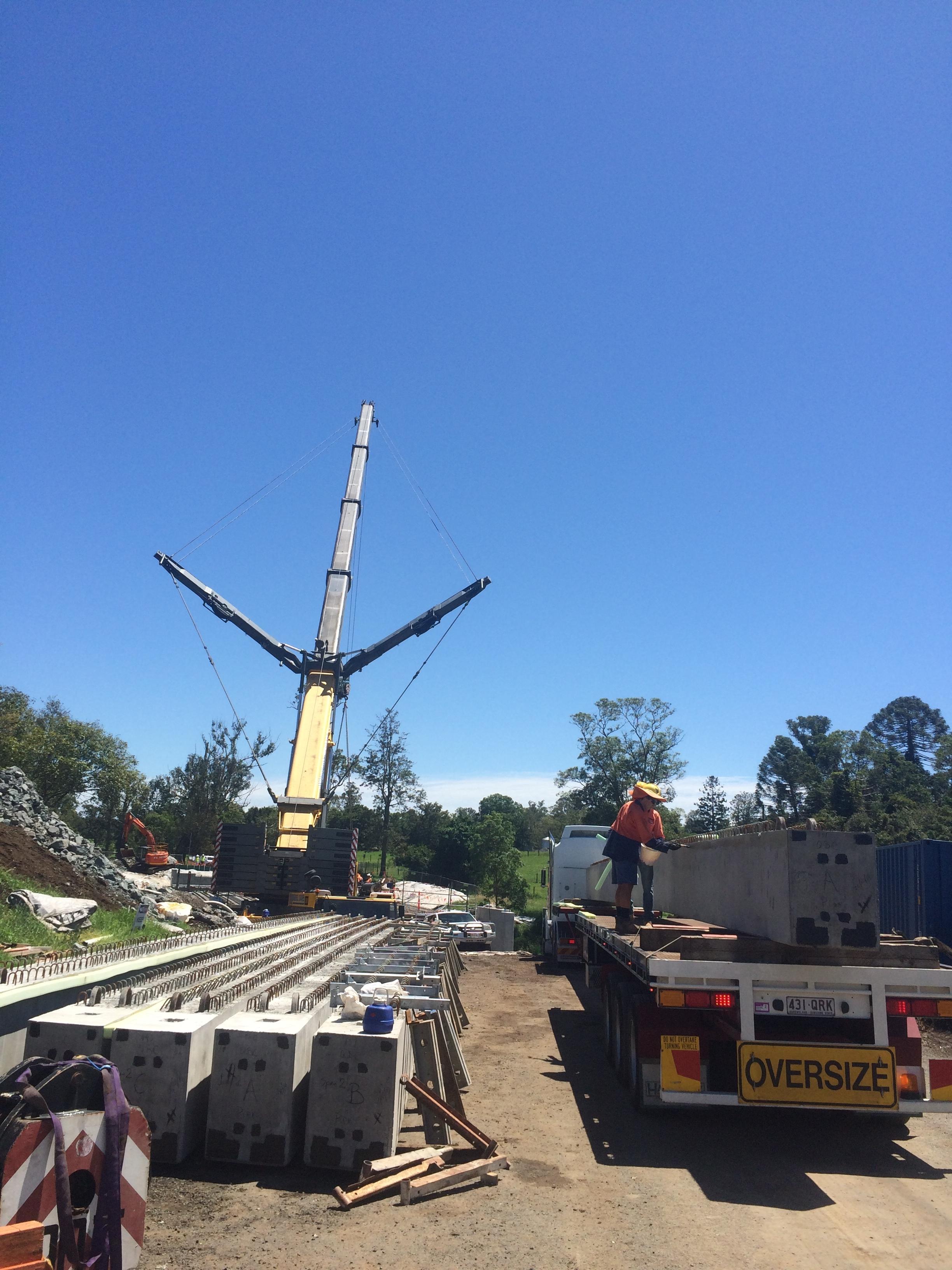 450T Crane